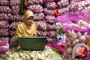 Harga Bawang Putih di Bangka Tengah Rp55.000 Per Kilogram