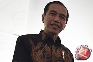 Jokowi Ulang Tahun Blusukan di Bogor