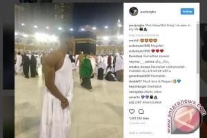 """Sudah 1,6 juta """"Like"""" Untuk Status Umroh Paul Pogba di Instagram"""