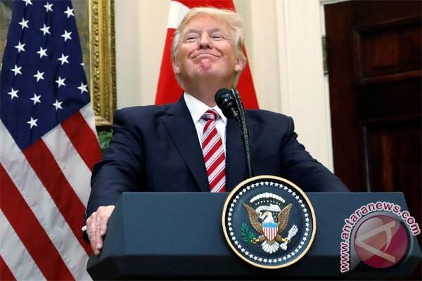 "Trump sebut Rusia, UE, China sebagai ""musuh"""