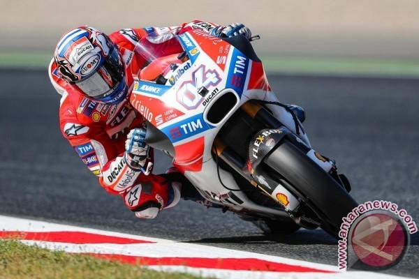 Dovizioso menangi balap pembuka MotoGP 2018