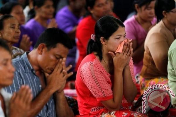 Kotak Hitam Pesawat Tentara Myanmar Ditemukan