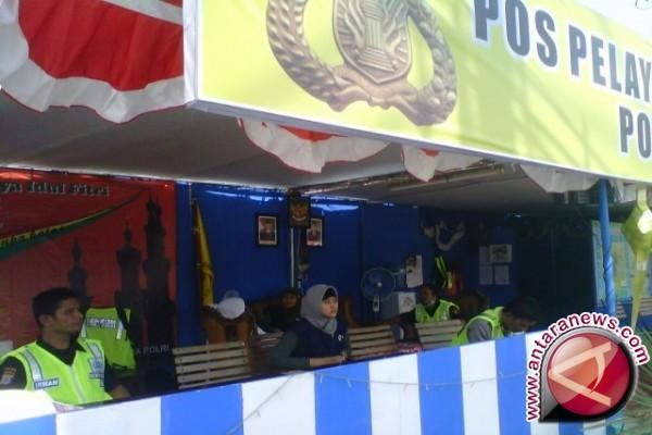 Polres Bangka Selatan Dirikan Empat Pos Pengamanan