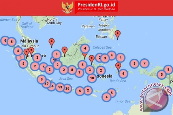 Presiden Keluhkan Monoton Pengembangan Komoditas Unggulan Daerah