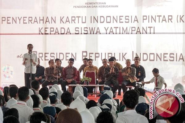 Jokowi Senang Jika Siswa Punya Keterampilan Khusus