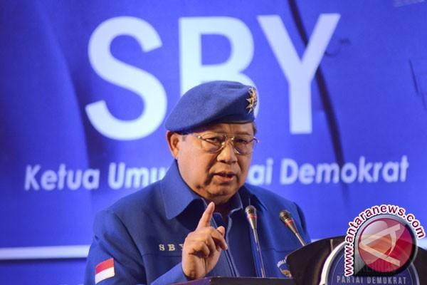SBY: Jangan Hanya Dukung KPK Saat Kader Aman