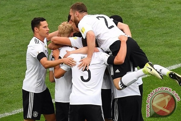 Jerman Kalahkan Australia 3-2 di Piala Konfederasi