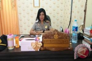Polisi Tertibkan Pedagang Petasan di Pangkalpinang