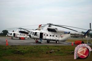 BNPB Siagakan Lima Helikopter Tanggulangi Tebakaran Hutan Riau