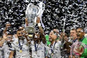 Delapan Pemain Real Madrid Masuk Skuat Terbaik Liga Champions 2017