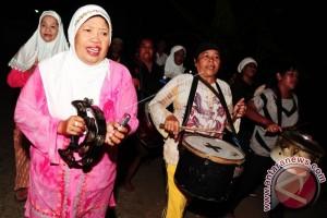 Di Mesir, Perempuan Musaharati Hidupkan Kembali Tradisi Ramadhan