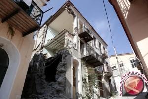 Gempa Hebat Guncang Turki-Yunani, Banyak Bangunan Runtuh, Satu Nyawa Melayang