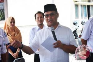 Gubernur Erzaldi Alihkan Pasar Manggar dan Gantung yang Masih Terendam Banjir