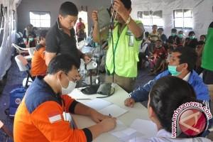 Dinas Kesehatan Kabupaten Bangka Buka Layanan Pos Mudik