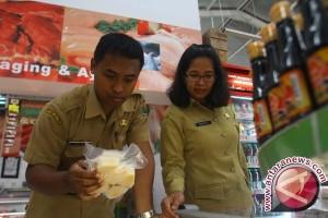 Satgas Pangan Kabupaten Bangka Temukan Makanan Kemasan Rusak