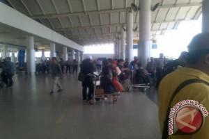 Penumpang balik di Bandara Depati Amir capai 59.612 orang
