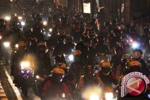 Polantas: Puncak Mudik di Bekasi Berlangsung Kamis Malam