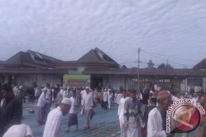 256 Warga Binaan Lapas Tua Tunu Pangkalpinang Terima Remisi