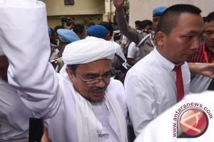Kondisi Terkini Rizieq Shihab Menurut FPI