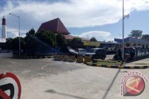 Aktivitas di Pelabuhan Tanjungkalian Terpantau Sepi
