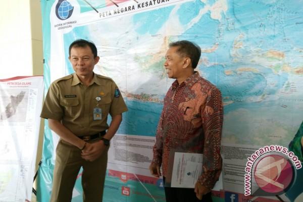 Pemprov Kepulauan Babel Petakan Daerah Rawan Bencana