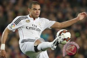 Pepe Pindah ke Besiktas Setelah Sepuluh Tahun Membela Real Madrid