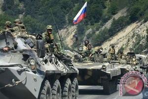 Rusia Serang Tiga Lokasi ISIS di Suriah