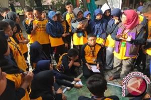 Ramai-ramai Belajar Meneliti di Aceh Besar