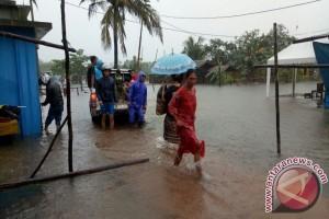 PT Timah Bantu Korban Banjir Kabupaten Belitung