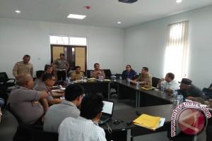 Forkopimda Gelar Rakor Penanganan Banjir Kabupaten Belitung Timur