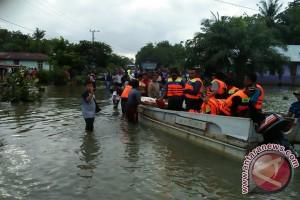Dua Kecamatan di Kabupaten Belitung Timur Terisolir Banjir