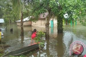 Petani Ikan Kabupaten Bangka Selatan Rugi Rp200 Juta Akibat Banjir