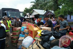 Disperindag: Distributor Sembako di Kabupaten Belitung Bantu Korban Banjir