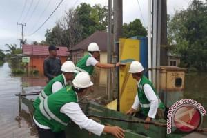 PLN Berhasil Pulihkan 83 Persen Listrik di Belitung Timur