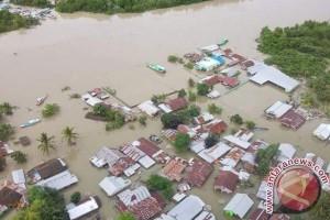 Kepala BNPB Pantau Banjir Kabupaten Belitung Timur