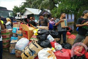 Wagub Abdul Fatah: Logistik Untuk Korban Banjir Mencukupi