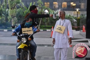 Sakti ICW Tuntut Presiden Bentuk TGPF Novel