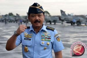 KSAU Harapkan Wara Jadi Agen Perubahan TNI-AU