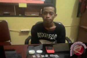 Polres Kabupaten Bangka Selatan Amankan Pengedar Narkoba