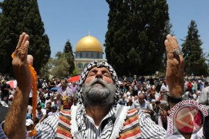 Yordania-Turki Tolak Upaya Apapun Untuk Ubah Status Aqsa