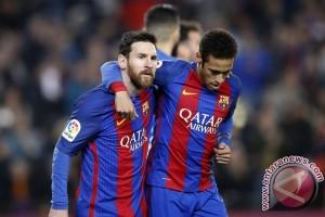 "Messi Bilang ""See You"", Neymar Jawab ""I'll Miss You Mate"""