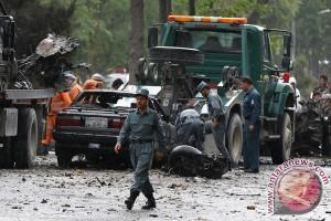 Bom Bunuh Diri Meledak di Depan Kedutaan Irak di Kabul