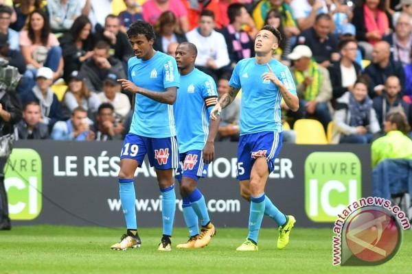 Hasil dan Klasemen Liga Prancis, Marseille Lanjutkan Tren Positif