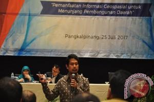 BIG: Informasi Geospasial Dapat Membantu Pembangunan Daerah