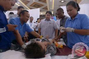 700 Anak Ikuti Sunatan Massal PT Timah