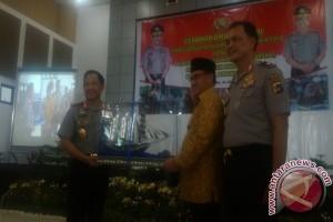 Kapolri Berikan Ceramah Umum Kepada Masyarakat Bangka Belitung