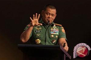 Panglima Tegaskan TNI Setia Pada NKRI