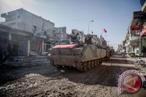 Turki Tambah Pasukan di Perbatasan Suriah