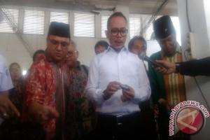Menaker Harapkan BLK Bangka Belitung Tingkatkan Kapasitas Pelatihan