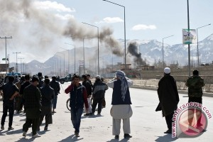 Komandan ISIS Tewas Dalam Bentrokan Dengan Taliban di Afghanistan